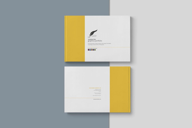 Graphic Design Portfolio Template Graphic Design Portfolio Template by Adekfotografia On