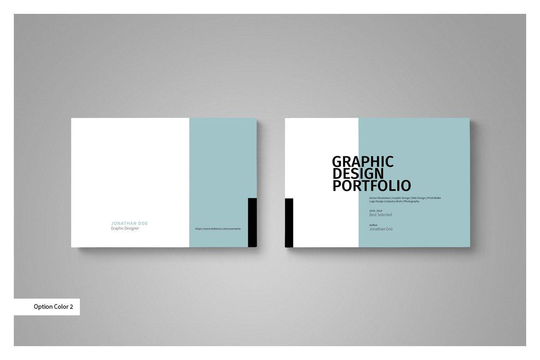 Graphic Design Portfolio Template Graphic Design Portfolio Template Vsual