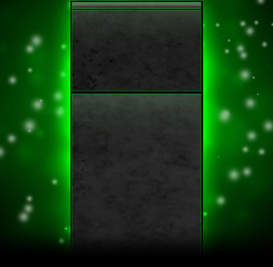 Green Channel Art Green Grunge Bokeh Channel Background by