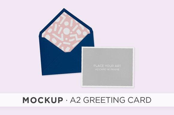 Greeting Card Mockup Free Free Greeting Card Mockup Templates Designtube