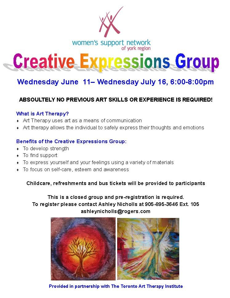 Group therapy Flyers May 2014 – Wilshire Elementary School