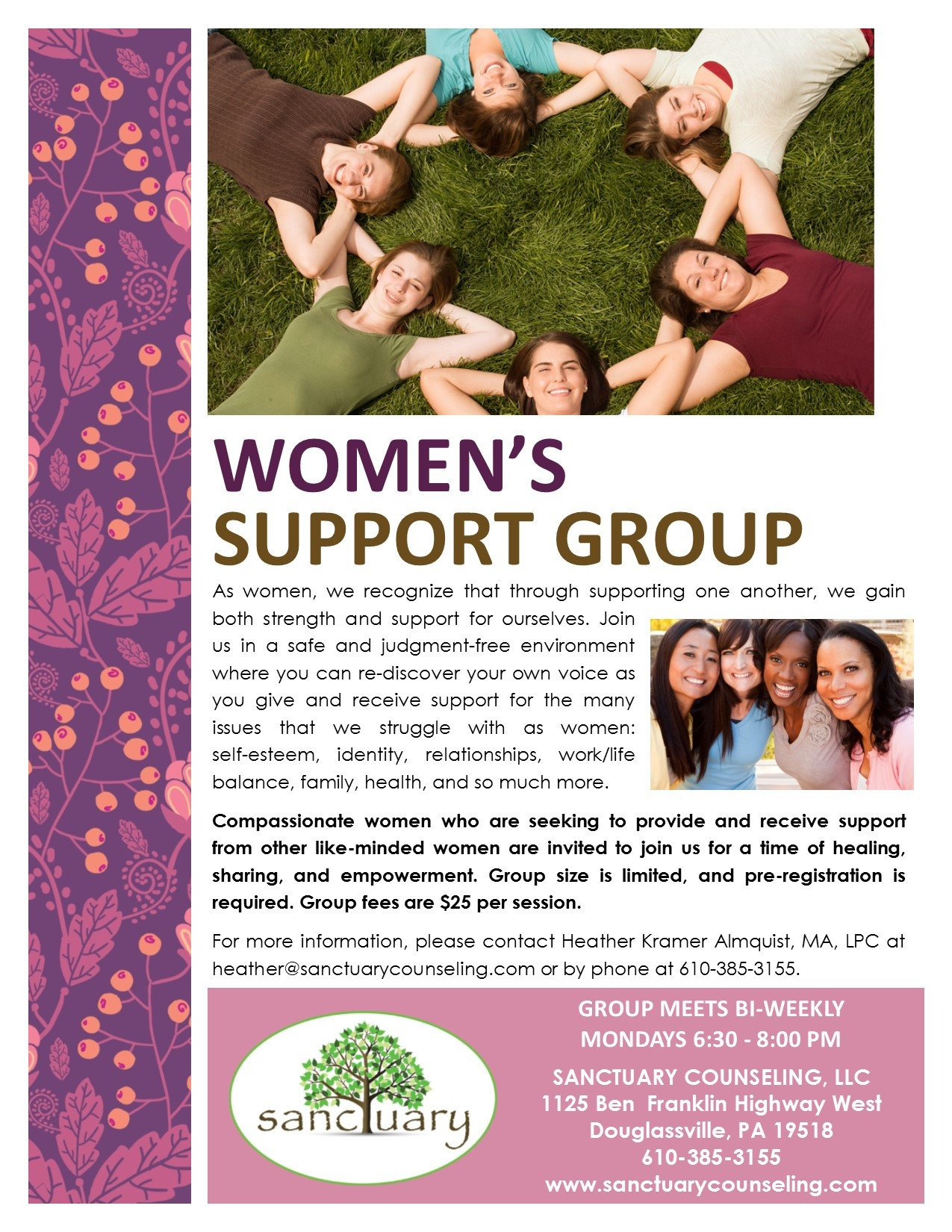 Group therapy Flyers Teen Group therap Flyers Group Free Videos