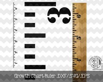 Growth Chart Ruler Template Growth Chart Ruler