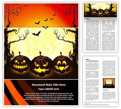 Halloween Templates for Word 17 Best Images About Microsoft Word Templates On Pinterest