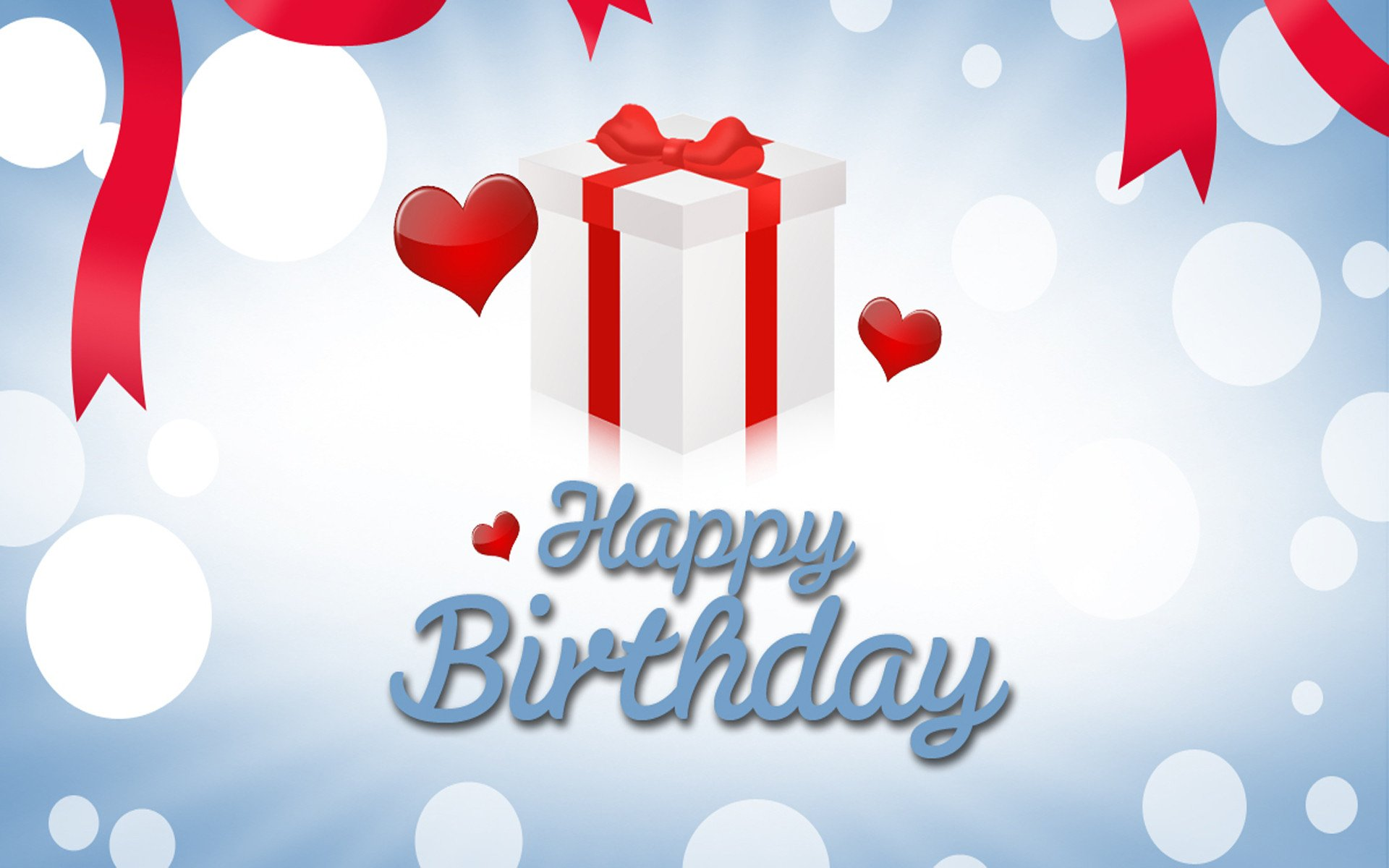 Happy Birthday 3d Images 3d Wallpaper Birthday Wallpapersafari