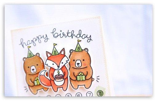 Happy Birthday High Definition Happy Birthday 4k Hd Desktop Wallpaper for 4k Ultra Hd Tv