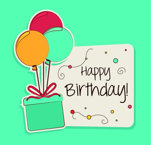 Happy Birthday Template Word 8 Free Birthday Card Templates Excel Pdf formats