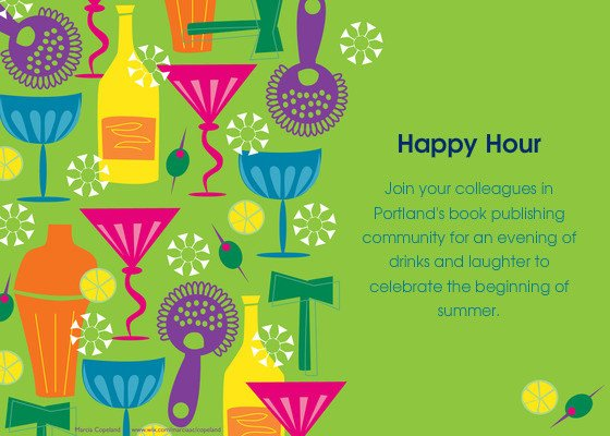 Happy Hour Invitation Template Pubwest Portland Happy Hour Line Invitations & Cards by