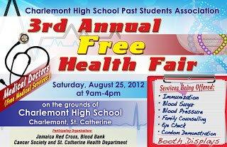Health Fair Flyer Template Free Dacameron Printing & Graphic Design Service