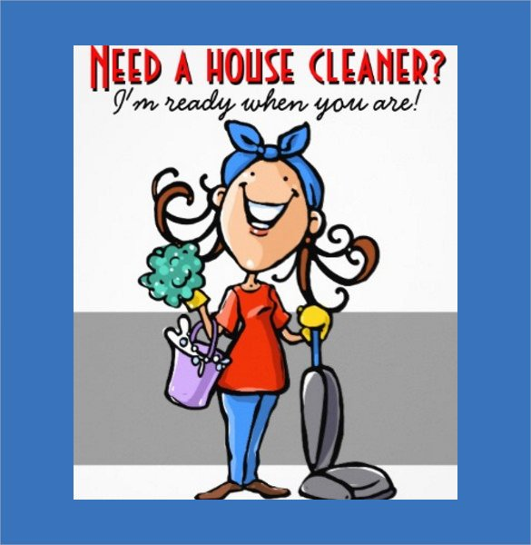House Cleaning Flyers Templates Free House Cleaning Flyers Template 17 Download Documents In