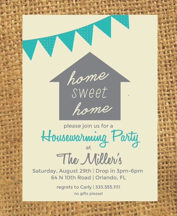 Housewarming Invitation Template Microsoft Word 15 Amazing Housewarming Invitation Templates Psd