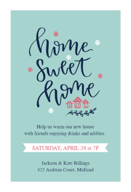 Housewarming Invitation Template Microsoft Word Warming Wel E Printable Invitation Template Customize
