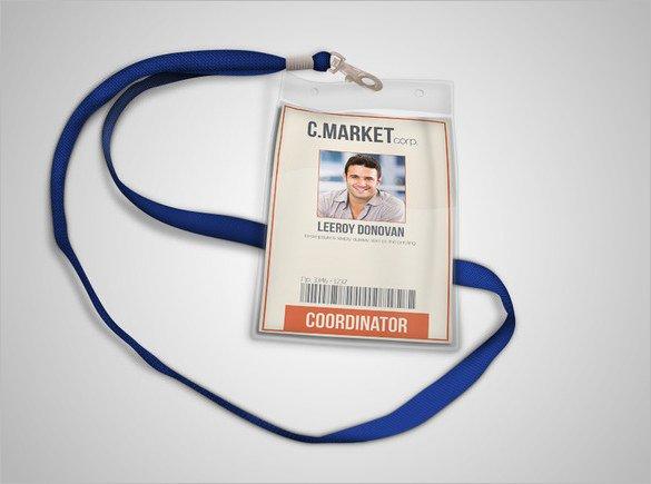 29 ID Card Templates PSD