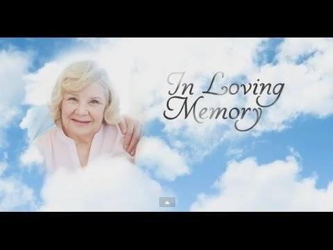 In Loving Memory Templates Memorial Templates by Memory Magic