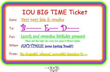 "Iou Birthday Certificate Search Results for ""birthday Iou"" – Calendar 2015"