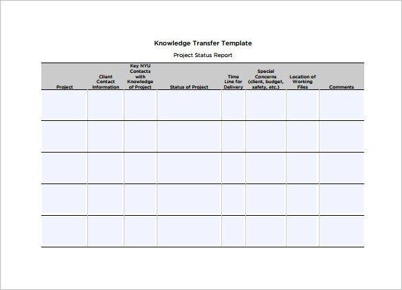 Job Transition Plan Template 12 Transition Plan Templates Free Sample Example
