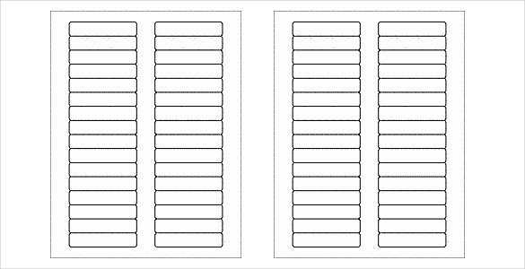 Label Templates In Word 28 Free Label Templates Free Word Psd Pdf format