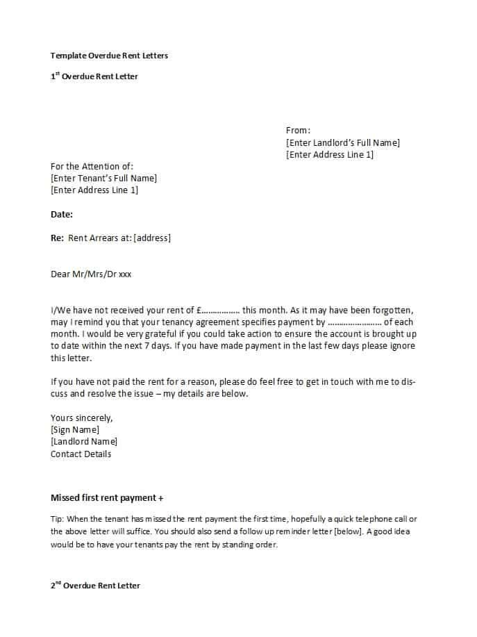 Late Rent Notice Template 34 Printable Late Rent Notice Templates Template Lab
