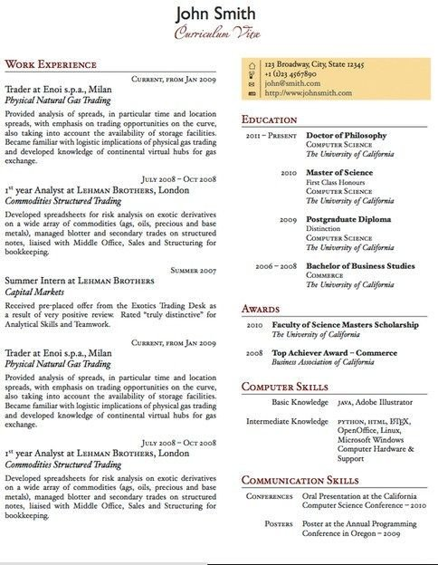 Latex Cover Letter Templates 25 Best Ideas About Latex Resume Template On Pinterest