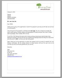 Lawn Care Proposal Template Free 6 Landscaping Estimate Templates – Free Word Excel & Pdf