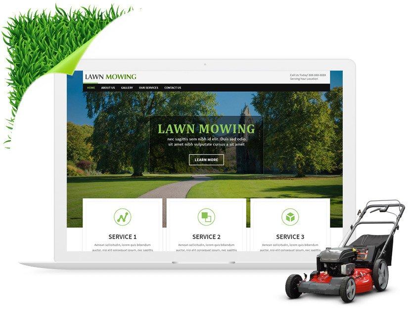 Lawn Care Website Template 9 Lawn Care Services Website Templates Parison Review