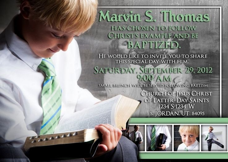 Lds Baptism Announcement Template Free 1000 Images About Lds Church Program Templates On