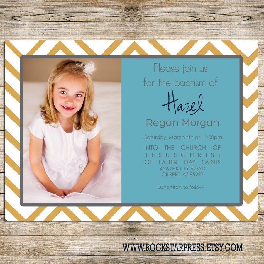 Lds Baptism Announcement Template Free Lds Baptism Invitations order Lds Baptism Invitations