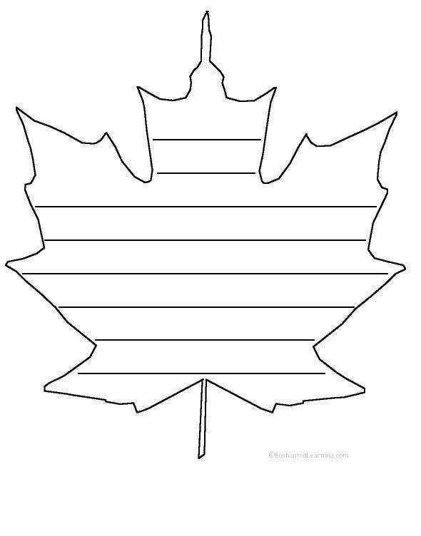 Canada EnchantedLearning
