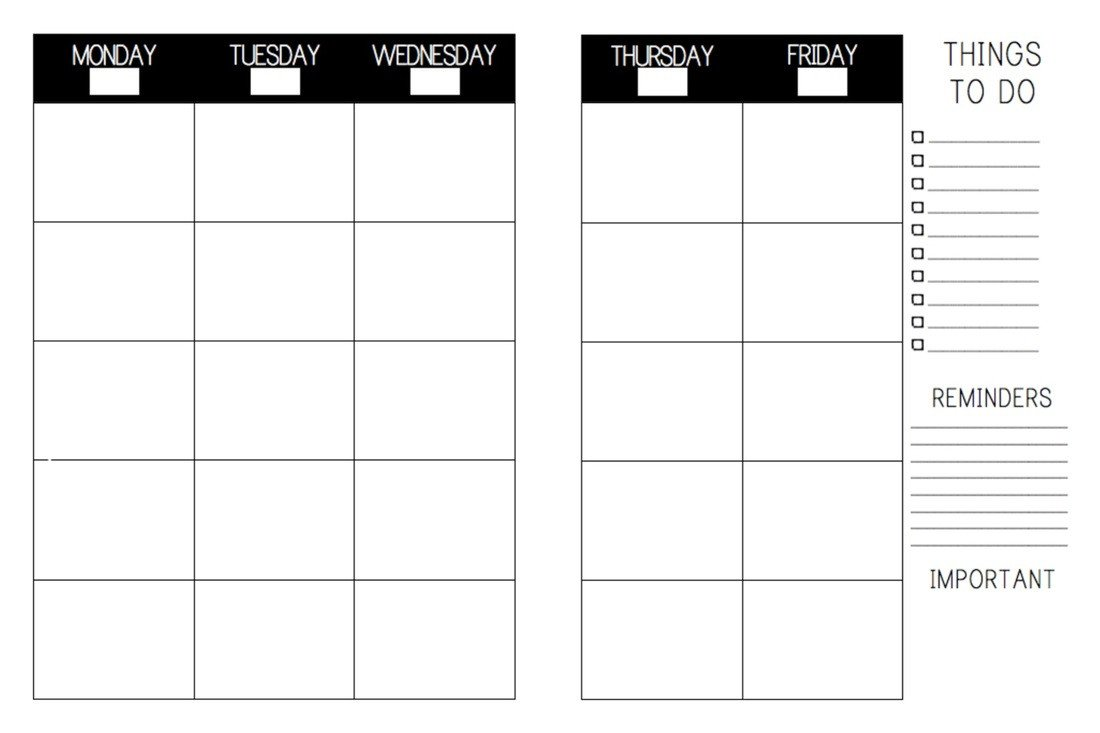 Lesson Plan Book Template Printable Lesson Plan Book Template Printable