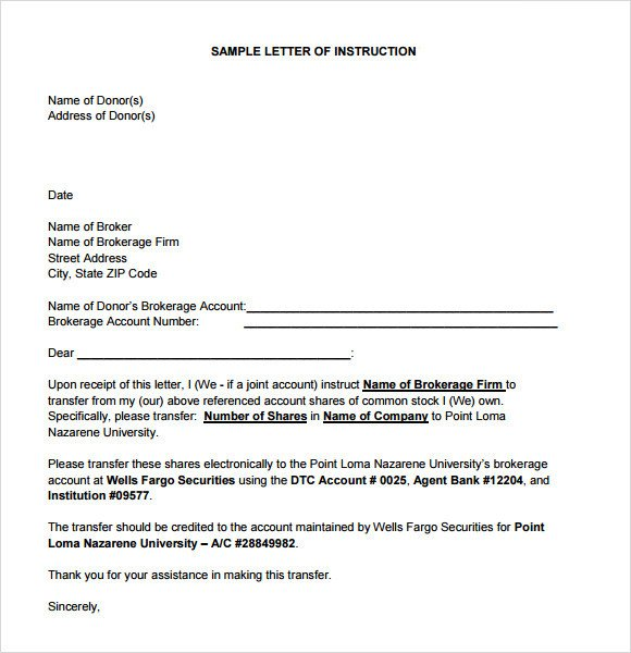 Sample Instruction 7 Documents in PDF