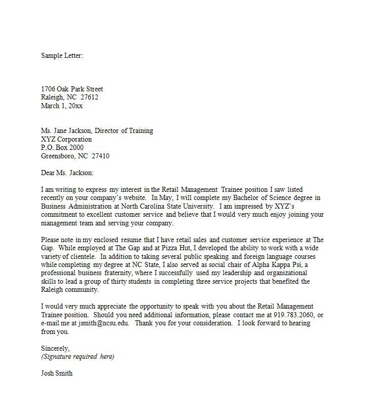 Letter Of Instructions Sample 25 Best Ideas About Cover Letter format On Pinterest