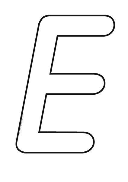 Letters Stencils to Print Printable Alphabet Stencils
