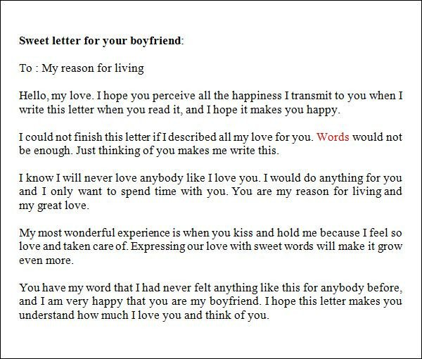 Love Letter to Fiance Love Letter to Your Boyfriend Places to Visit