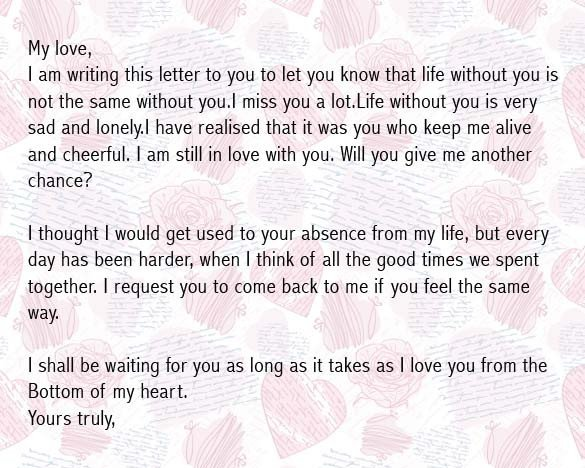 Love Letter to Fiance Love Letters for Girlfriend to Impress Her