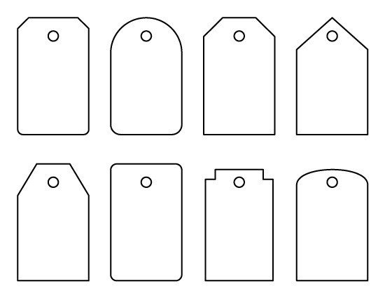 Luggage Tag Template Word 12 Useful Luggage Tag Templates for You