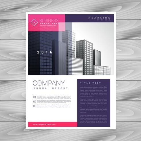 Magazine Layout Templates Free Download Trendy Magazine Layout Brochure Flyer Design A4 Template