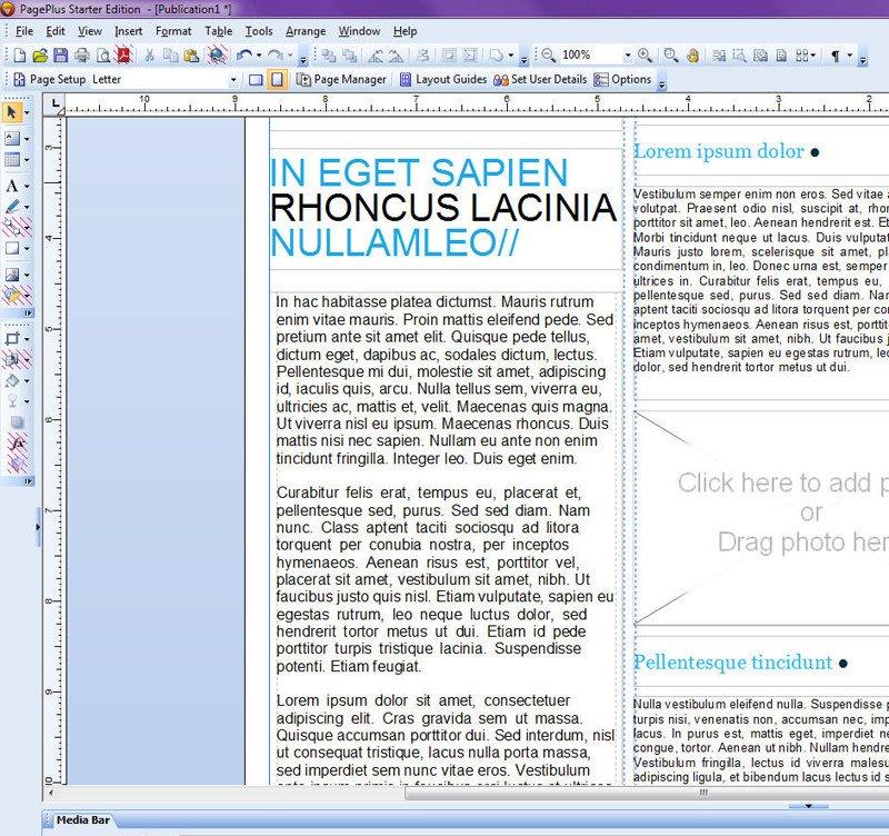 Magazine Template for Microsoft Word Microsoft Word Alternatives Wordsmiths Rejoice