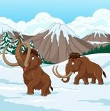 Mammoth P Free Sample Cartoon Mammoth Coloring Book and Dot to Dot Game for