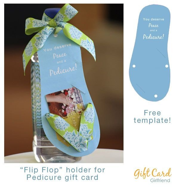 Mani Pedi Gift Certificate Template 85 Best Images About Mani Pedi Gifts On Pinterest