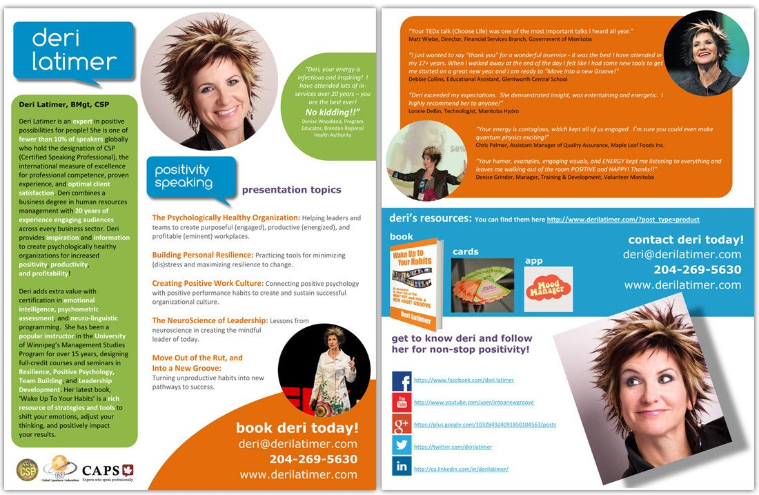 Marketing One Sheet Template Free Speaker E Sheet How to Grow Your Business with
