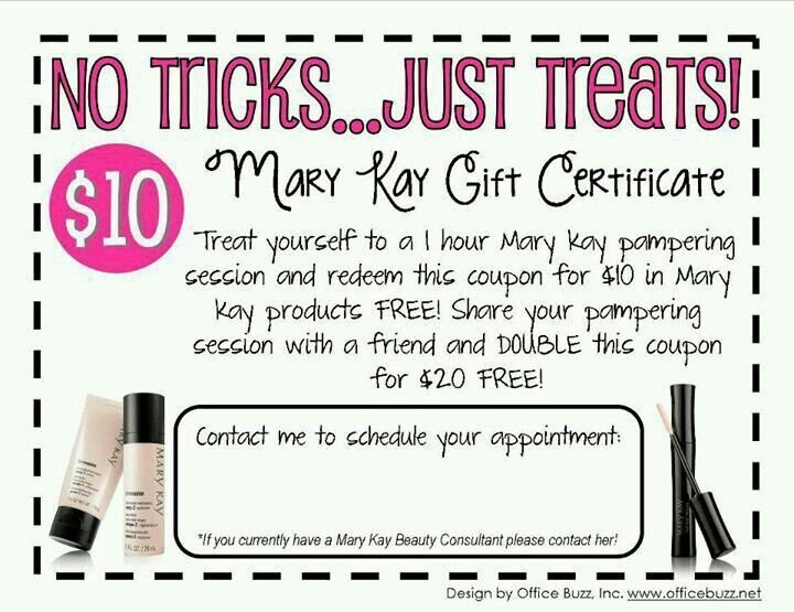 Mary Kay Gift Certificates Pdf 23 Best Mk Gift Certificates Images On Pinterest