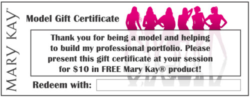 Mary Kay Gift Certificates Pdf Mary Kay Model Gift Certificate Qt Fice Blog Free