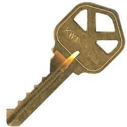 Master Lock Bump Key Template Kwikset Kw1 Bump Key Single Bump Keys Probumpkeys