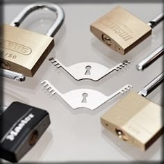 Master Lock Bump Key Template Rake Lock Pick Templates Lock Pick Templates Printable