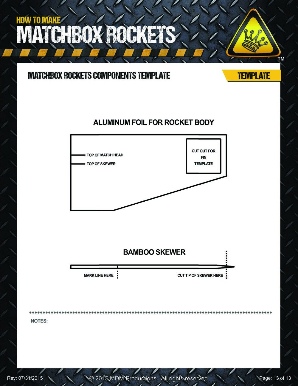 Matchbox Rockets Template Matchbox Rockets Template — the King Of Random