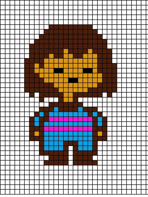 Meme Pixel Art Grid 8 Best Images About Undertale Sprites On Pinterest