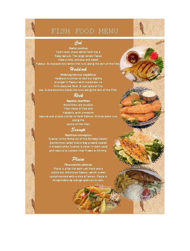Menu Template Free Download 31 Free Restaurant Menu Templates & Designs Free