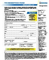 Michelin Rebate form Pdf Big O Tires Michelin Tire Rebate