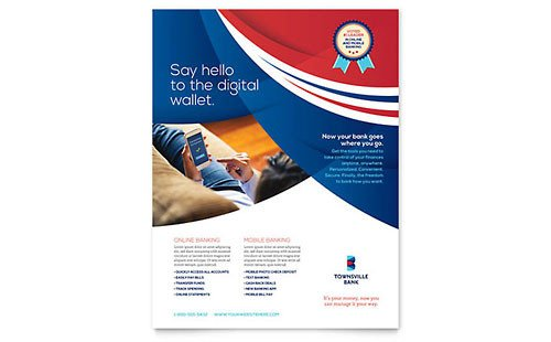 Flyer Templates Word & Publisher Microsoft fice