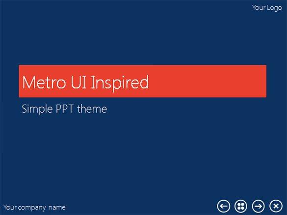 Microsoft PowerPoint Template – 30 Free PPT JPG PSD